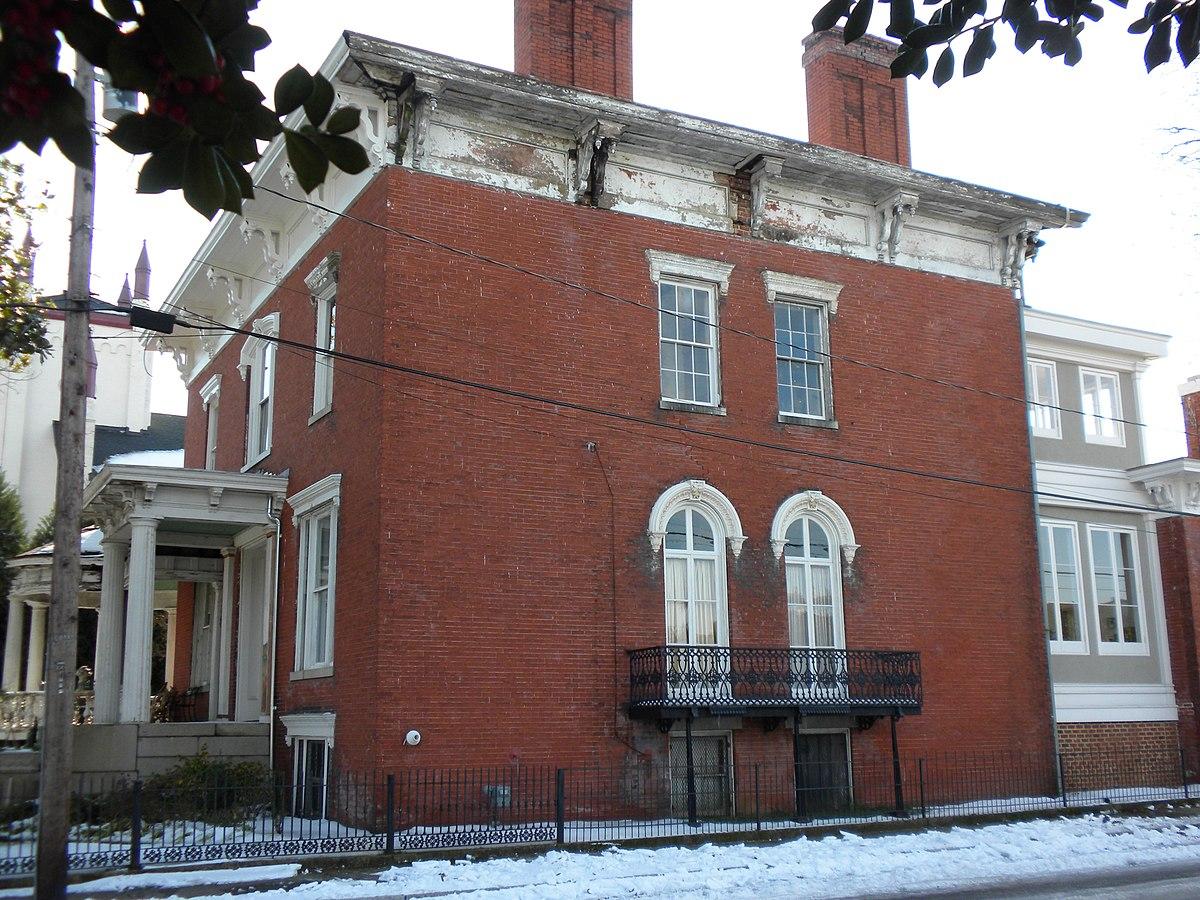 Thomas Wallace House Wikipedia