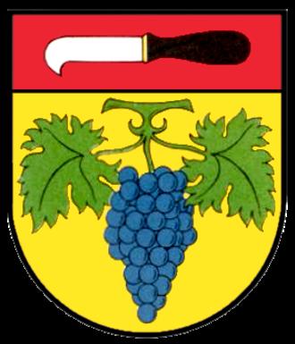 Weil am Rhein - Image: Wappen Haltingen