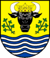Coat of arms of Bādzilce