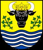Das Wappen von Bad Sülze