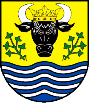 Bad Sülze - Image: Wappen Bad Sülze