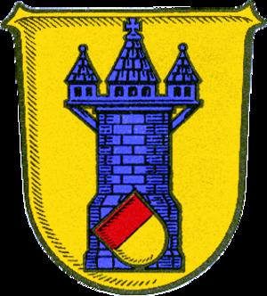Hungen - Image: Wappen Hungen