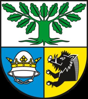 Nauendorf - Image: Wappen Nauendorf (Saalekreis)