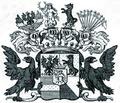 Wappen der Grafen von Clam-Gallas 1768.png