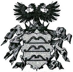 Wappen der Grafen von und zu Arco-Zinneberg