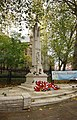 War Memorial, Kensington High Street, London W8 - geograph.org.uk - 1589861.jpg