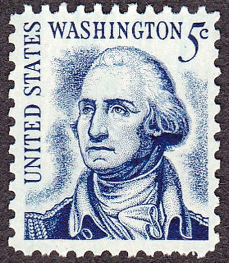 Washington 1966 Issue-5c