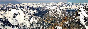 Washington Pass - Washington Pass, North Cascades