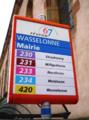 Wasselonne, panneau CTBR mairie.png