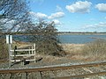 Water across the tracks - geograph.org.uk - 358381.jpg
