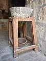 Water filtration stone, Santa Catalina monastery, Arequipa, Peru.jpg