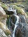 Waterfall Elliptical Crag Pillar - geograph.org.uk - 74761.jpg