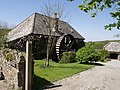 Waterwheel at Quither Mill - geograph.org.uk - 427325.jpg