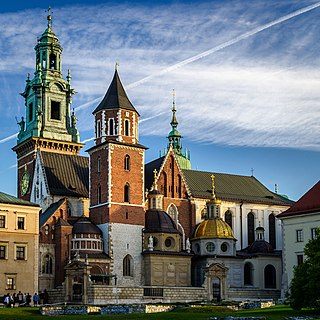 Wawel Cathedral cathedral in Kraków
