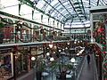 Wayfarers Arcade at Christmas.JPG