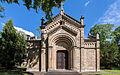 Weimar Am Poseckschen Garten Historischer Friedhof Gedenkhalle.jpg