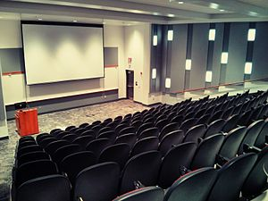 York College of Pennsylvania - Weinstock Lecture Hall at York College of PA