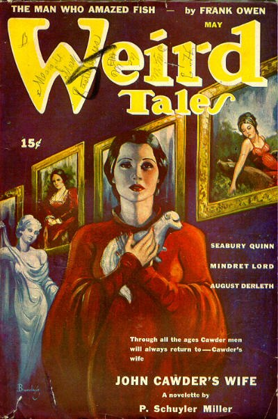 Weird Tales May 1943