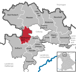 Weitramsdorf in CO.svg