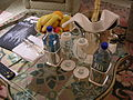 Welcome champagne, fruit, water, etc. (3714609019).jpg