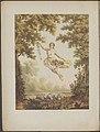 Wendel, Abraham Jacobus - Flora, uit H. Witte, Flora. Afbeeldingen en beschrijvingen van boomen, heesters, éénjarige planten, enz., voorkomende in de Nederlandsche tuinen, 1868.jpg