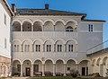 Wernberg Kloster Arkadenhof West-Ansicht 06122016 5517.jpg