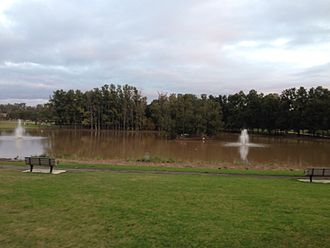 Werrington, New South Wales - Werrington Lakes