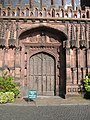 West Door of Chester Cathedral - geograph.org.uk - 556772.jpg