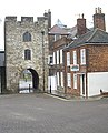 West Gate in Town Wall - geograph.org.uk - 1720365.jpg