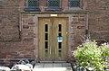 West door of St Matthew's Church, Bromborough Pool.jpg