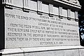 West inscription - Civil War Unknowns Monument - Arlington National Cemetery - 2012-05-19.jpg