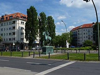 Westend (Berlin) Quarter of Berlin in Germany