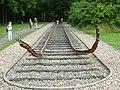 Westerbork rails.JPG