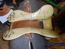 Western saddle - Wikipedia