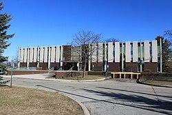 Westland Michigan City Hall.JPG