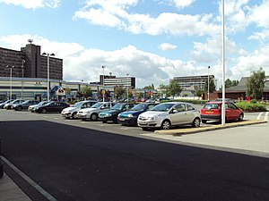 White City, Greater Manchester - Today, White City is a retail park