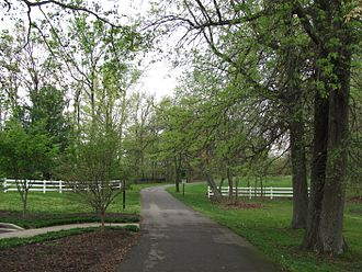 White House, Tennessee - White House Greenway