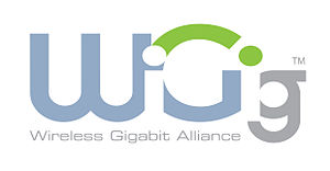 Wireless Gigabit Alliance - WiGig Alliance Logo