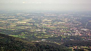 Cieszyn Silesia Historical Region