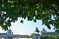 Wien - Heldenplatz - View SE on Kunsthistorisches & Naturhistorisches Museum.jpg
