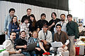 Wikimania 2009 - eswiki people.jpg