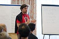 Wikimedia Hackathon Vienna 2017-05-19 Mentoring Program Introduction 033.jpg