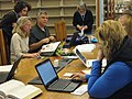 Wikipedia Loves Libraries at Multnomah County (OR) Library.jpg