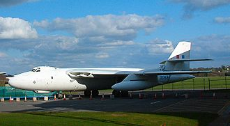 No. 207 Squadron RAF - Vickers Valiant B1 XD818 – photo taken at RAF Museum Cosford