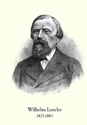 Wilhelm Lauche - Wilhelm Lauche
