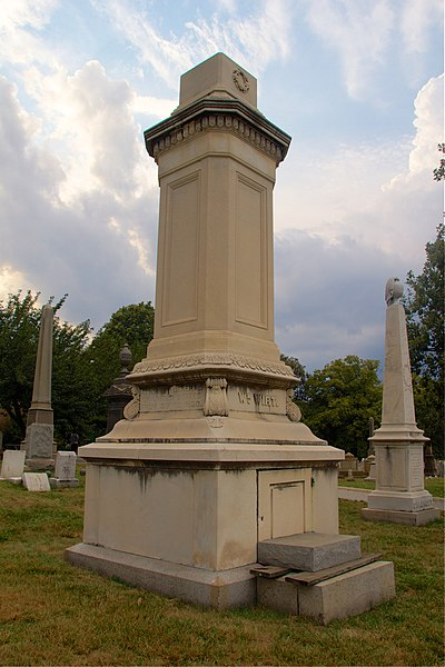 File:William Wirt grave, Congressional Cemetery.jpg