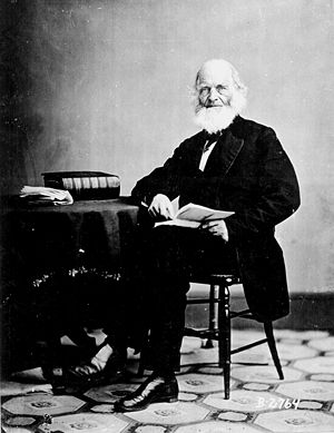 Daniel Dunglas Home - William Cullen Bryant, a poet, and editor of the New York Evening Post, who witnessed one of Home's séances.