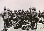 Wiltshire and Tasmanian Forces at Orange River