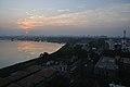 Winter Solstice Sunset - Kolkata 2011-12-22 7712.JPG