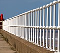 Withernsea Promenade Fence - geograph.org.uk - 1412914.jpg